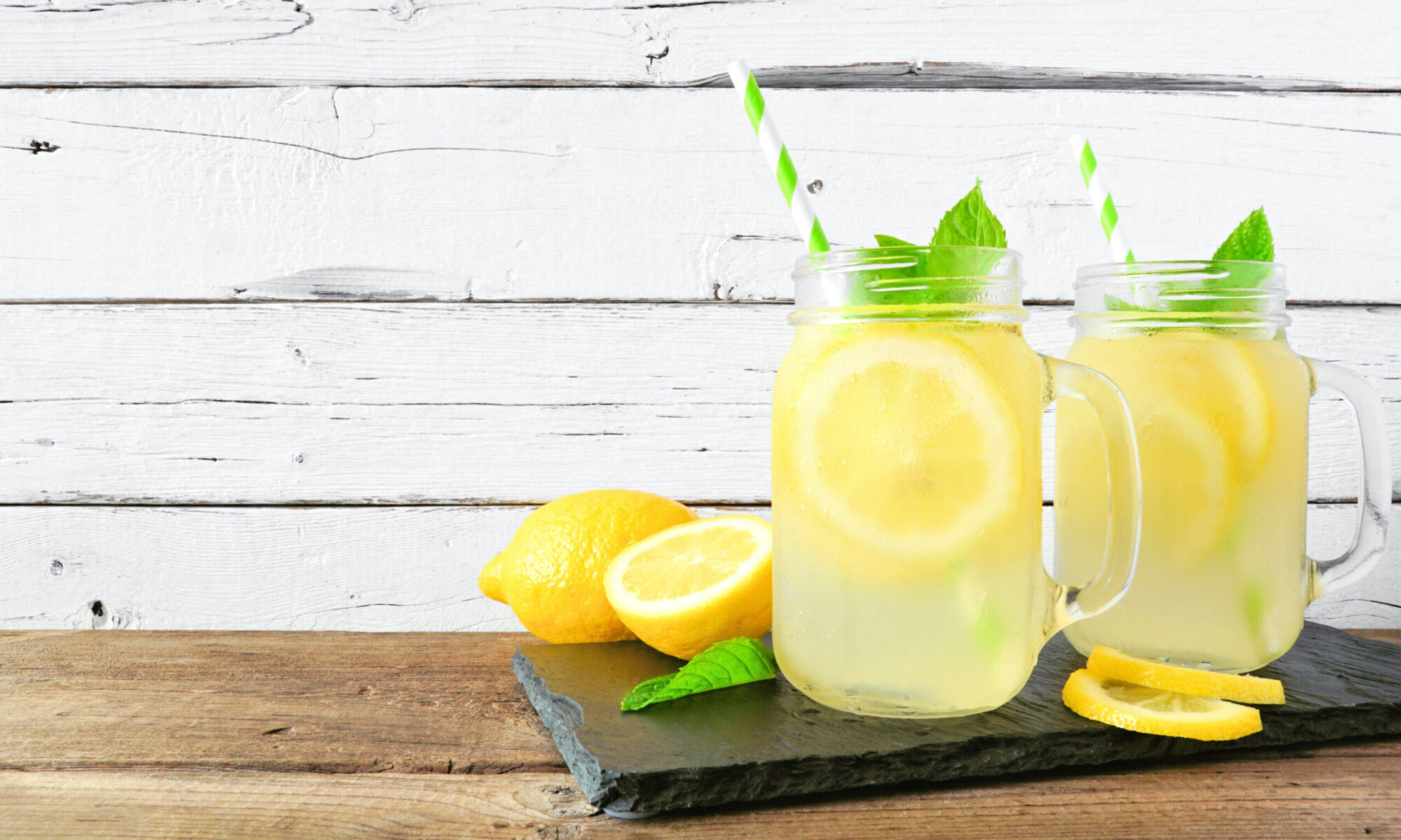 Making lemonade & memories